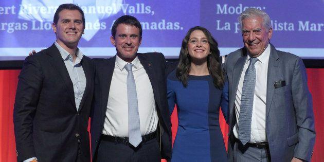 Manuel Valls, un CEO para
