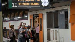 La línea R3 de Rodalies de Barcelona, cortada durante más de dos horas tras un