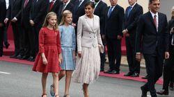 Los 'looks' otoñales de la reina Letizia y sus