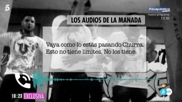'El programa de Ana Rosa' publica audios inéditos de 'La