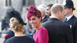 Kate Middleton vuelve a apostar por Alexander McQueen y se corona en