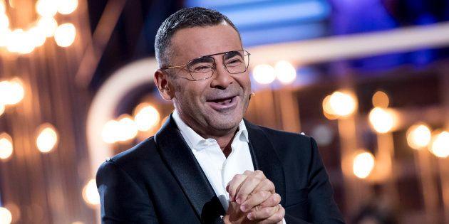 El presentador Jorge Javier Vázquez, durante una gala del programa Gran Hermano