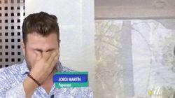 El 'paparazzi' que tuvo un encontronazo con Bustamante llora al contar su