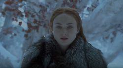 El reencuentro entre dos Stark que ha inquietado a los fans de 'Juego de