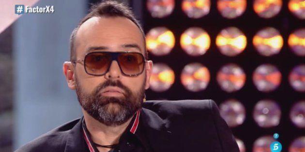 Risto se lleva un 'zasca' de una concursante en 'Factor X' a cuenta de Pablo