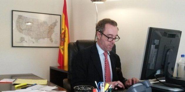 El hasta ahora cónsul de España en EEUU, Enrique Sardà