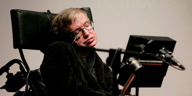 Una teoría póstuma de Stephen Hawking asegura que el universo no es