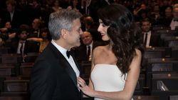 George y Amal Clooney darán educación a 3.000 niños sirios en