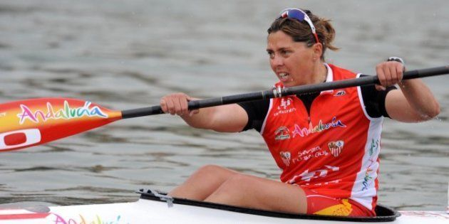 La campeona Beatriz Manchón denuncia que el Descenso del Sella le discrimina
