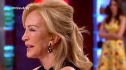 Carmen Lomana llora de la risa y encandila a Santiago Segura en 'Masterchef