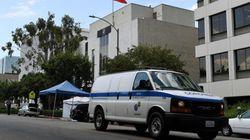 Un hombre dispara contra el consulado de china en Los Ángeles y luego se
