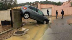 Al menos 13 muertos en el sureste de Francia por las
