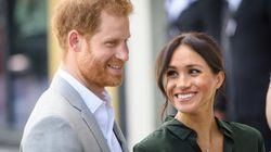 Meghan Markle y el príncipe Enrique esperan su primer