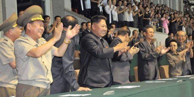 El líder de Corea del Norte, Kim Jong-Un, en una imagen de