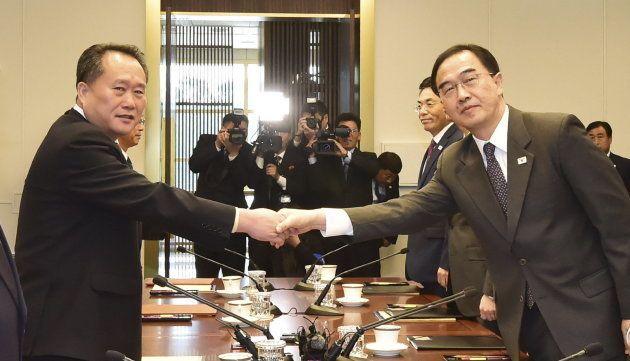 Las dos Coreas se sumergen en una nueva
