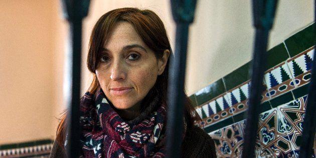 Helena Maleno, activista por los derechos de los inmigrantes y refugiados en España, en una imagen de