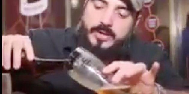 El vídeo que muestra por qué no debes beber cerveza sin