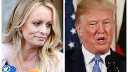 Trump reconoce que el pago a la actriz porno Stormy Daniels salió de sus