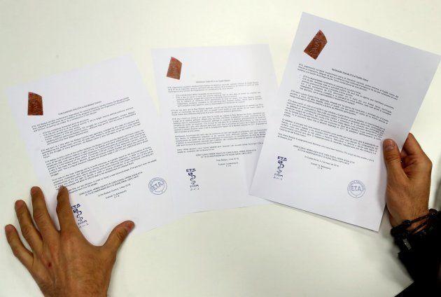 Rajoy garantiza que ETA no obtendrá ningún