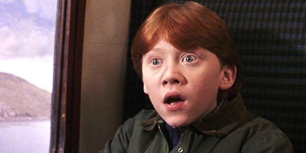 El motivo por el que Rupert Grint casi deja \'Harry Potter ...