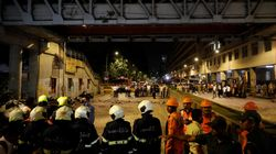 5 Dead, 29 Injured As Foot Overbridge Collapses Near CST Station In