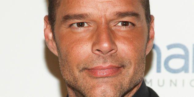 Ricky Martin utiliza su cuenta de Instagram para presumir de