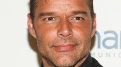 La foto con la que Ricky Martin presume de