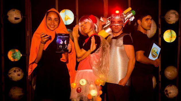 Actores de 'Fiesta, fiesta,