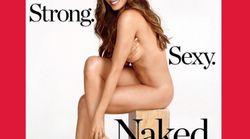Sofía Vergara posa desnuda a los 45