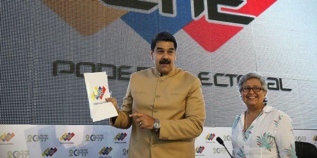 La empresa de control electoral en Venezuela denuncia manipulación en los