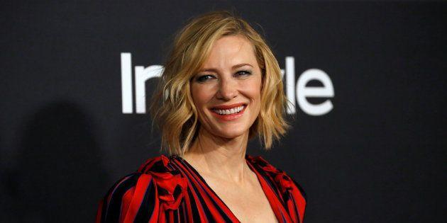 La actriz Cate Blanchett, en una imagen tomada en un evento en Los Angeles el 23 de octubre de