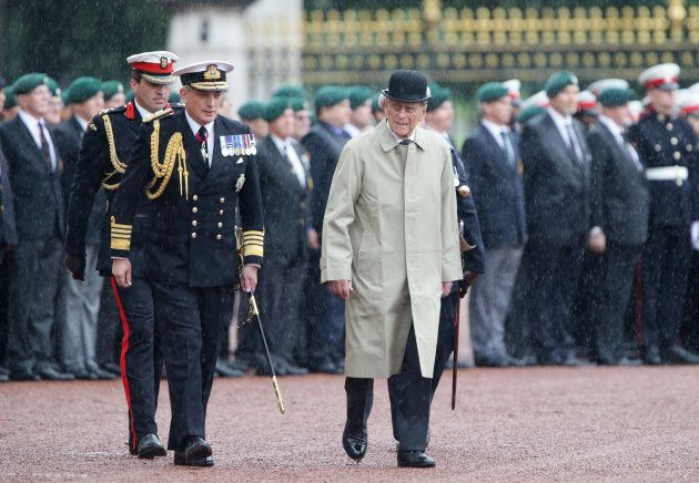 Felipe de Edimburgo se retira de la vida pública con 96