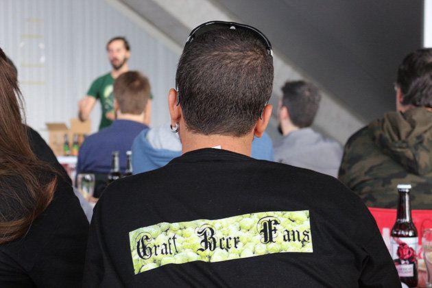 Jornada de Bloggers Cerveceros en Beermad