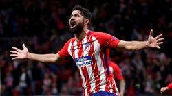 Diego Costa lleva al Atlético a la final de la Europa League
