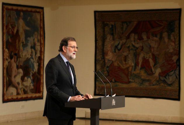 Rajoy dice que no habrá