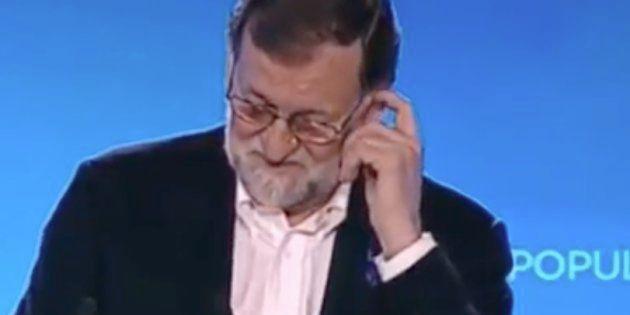 Nuevo lapsus de Rajoy: