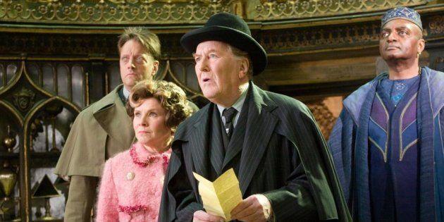 Muere Robert Hardy, actor de 'Harry Potter', a los 91