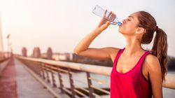 ¿Cuánta agua hay que beber al