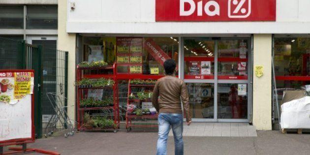 Un establecimiento de la cadena de supermercados