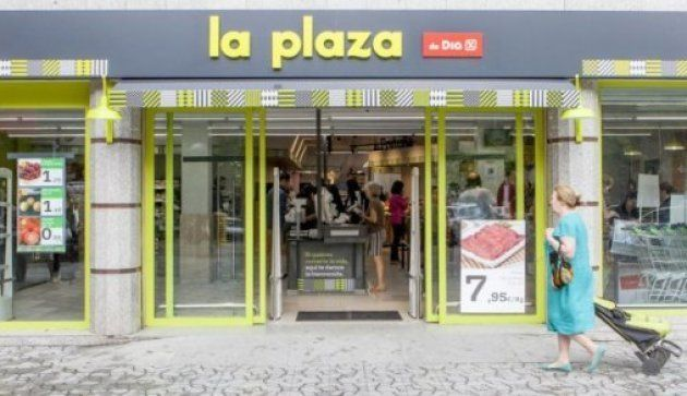 Un establecimiento de La Plaza de