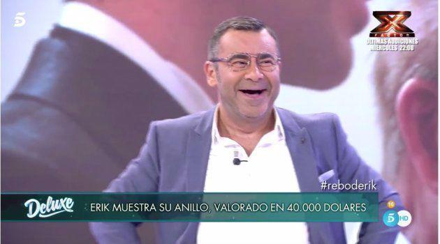 El divertido lapsus de Jorge Javier Vázquez en 'Sábado
