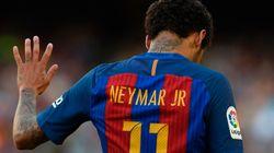 Neymar paga al Barcelona los 222 millones de su