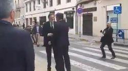 Una periodista de TVE denuncia la censura a los abucheos a Rajoy en
