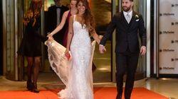 Los invitados a la boda de Messi, acusados de