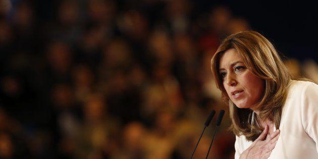 Susana Díaz, en una imagen de