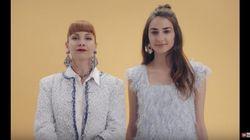 El genial corto de Najwa Nimri y Sandra Escacena por el Día de la