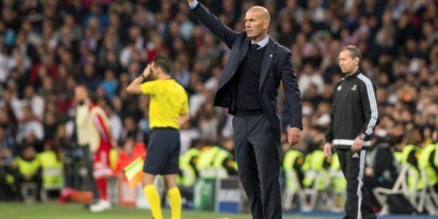 Incredulidad entre muchos madridistas por lo que ha hecho Zidane antes del