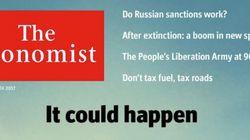 La portada de 'The Economist' que te va a hacer temblar de