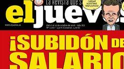 La portada de 'El Jueves' que muchos aplauden por lo que sueltan sobre el salario