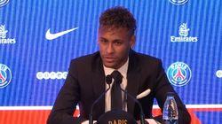En Directo: La presentación de Neymar en el